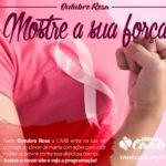 Caixa de Assistência promove Semana Outubro Rosa CAAB 2018