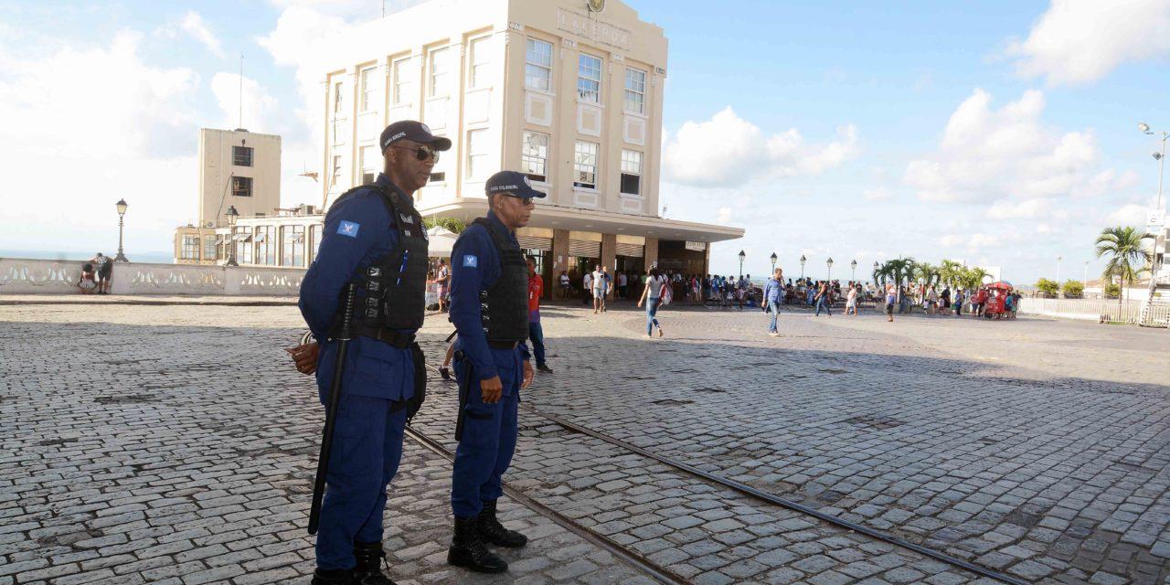 Guardas Civis participam de curso sobre patrulhamento preventivo em áreas turísticas