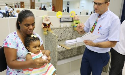 SAC Bela Vista atende 80 crianças no Projeto Pequeno Cidadão