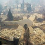 Incêndio na Califórnia deixou pelo menos 76 mortes