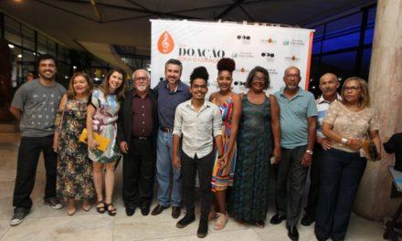 Hemoba e Osba homenageiam doadores regulares com concerto