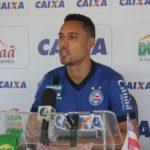 Edigar fala sobre a mística tricolor e comenta golaço contra o Ceará