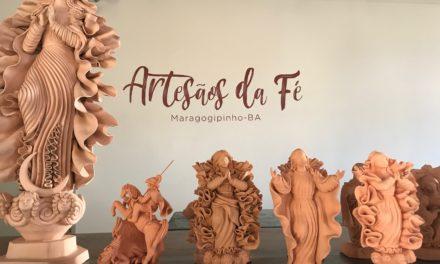 Exposição Artesãos da Fé no Museu da Misericórdia