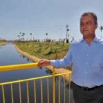 Governador destaca preservação ambiental em obras de macrodrenagem do Rio Jaguaribe