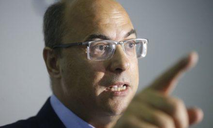 Futuro governador do Rio diz que transição não será afetada com prisão