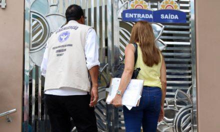 Operação Volta às Aulas notifica 13 escolas em Salvador