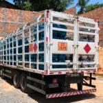 Após denúncia, polícia acha depósito clandestino e apreende 380 botijões de gás na Bahia