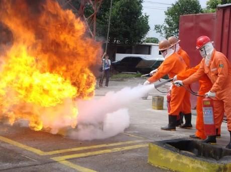 Inscrições para curso gratuito de brigada de incêndio terminam na terça (06)