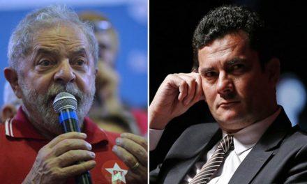 Defesa apresenta ao STF novo pedido para soltar Lula após escolha de Moro por Bolsonaro