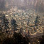 Passa de 1.000 o número de desaparecidos em incêndios na Califórnia