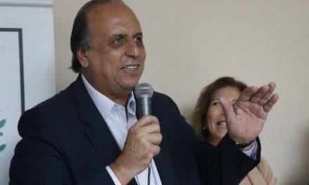 Justiça determina bloqueio de bens de Pezão por reformas no Maracanã