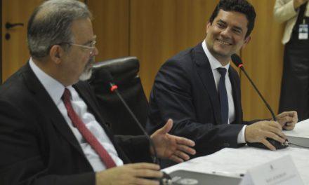Moro inicia transição e defende aprovação da MP das Loterias