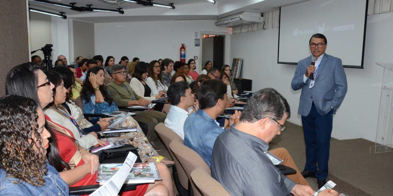 Servidores de cargo em comissão participam de evento sobre Previdência Complementar