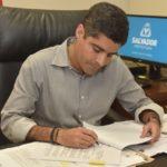 ACM Neto recebe presidente da Câmara dos Deputados na segunda-feira (17)