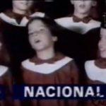 Propaganda de Natal do Banco Nacional no Túnel do Tempo do Farol News
