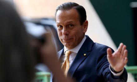 João Doria: não estaremos na base, mas vamos ajudar Bolsonaro