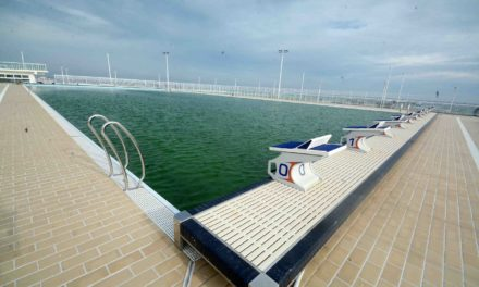 Nova Praça Wilson Lins e piscina olímpica serão inauguradas ainda este mês