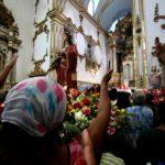 Santa Luzia é venerada em Salvador como provedora de milagres