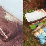 Quantia enterrada no quintal de ex-vereador preso em Igarapava, SP, chega a R$ 1,5 milhão, diz MP