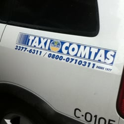 Táxis especiais serão inspecionados pela Prefeitura a partir desta segunda (10)