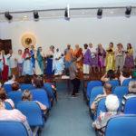 Natal da Fundação JFC destacou a musicalidade religiosa