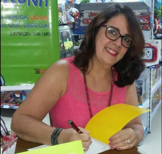 Escritora Celina Bezerra confirma presença na coletânea 'Contos que a Bahia tem'; dia 11/05 no Museu de Arte da Bahia