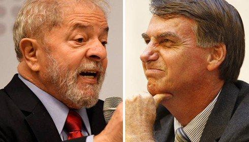 Para 2018 Lula e Bolsonaro saem na frente, diz Ibope - Farol News